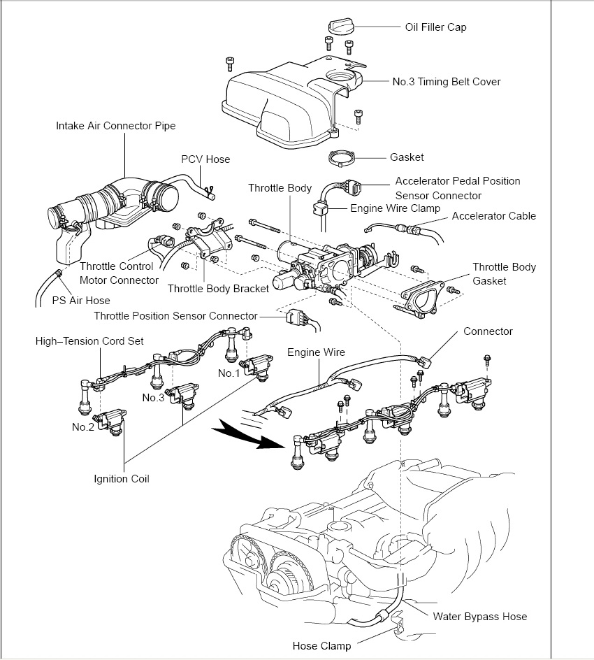 1jz Ge Timing Belt Diagram